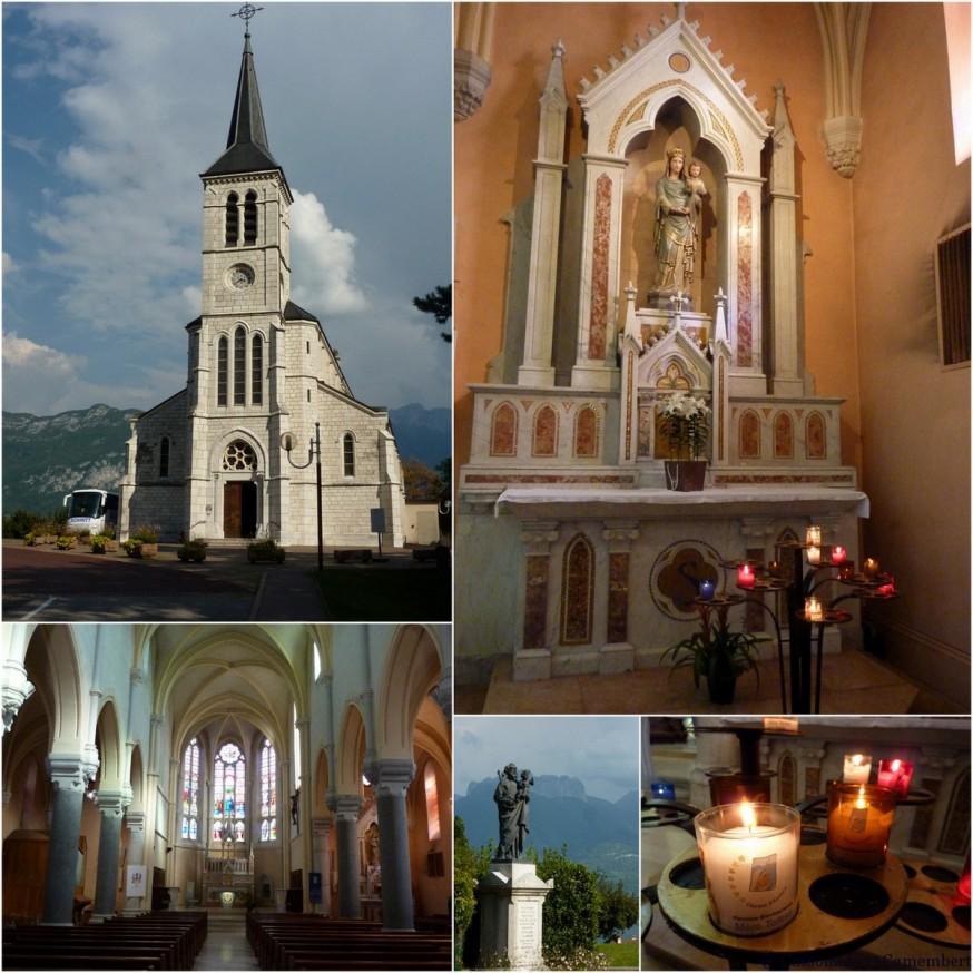 Eglise Sévrier