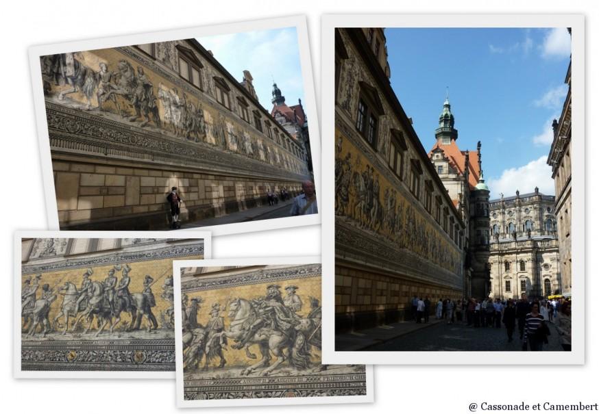 Fürstenzug Dresde
