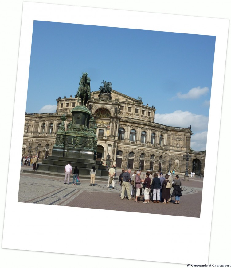 Opéra Dresde