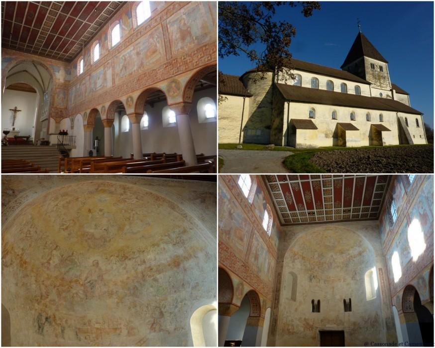 Basilique St-Georges Reichenau