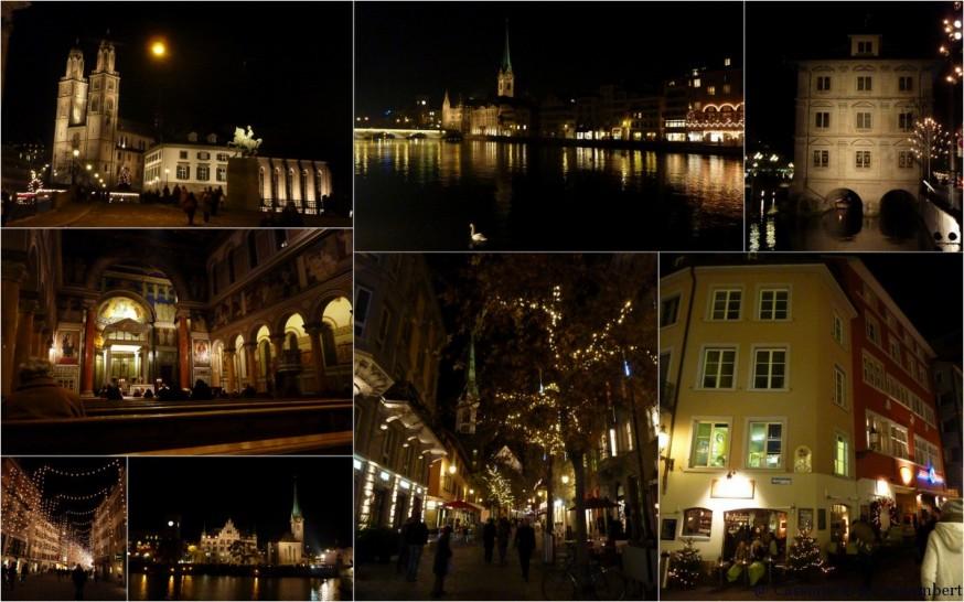 Centre-ville Zurich
