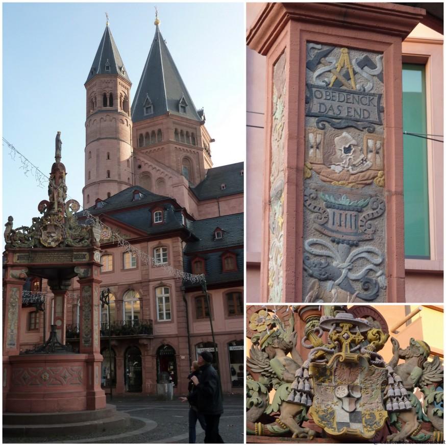 Fontaine Mainz