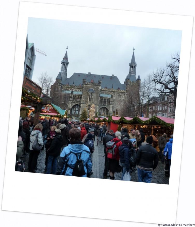 Hotel de ville Aachen