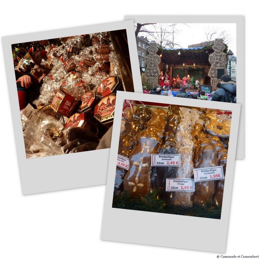Marché de Noel Aachen - Printen