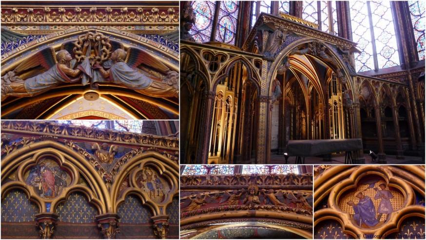 Autel Sainte-Chapelle - Sainte chapelle