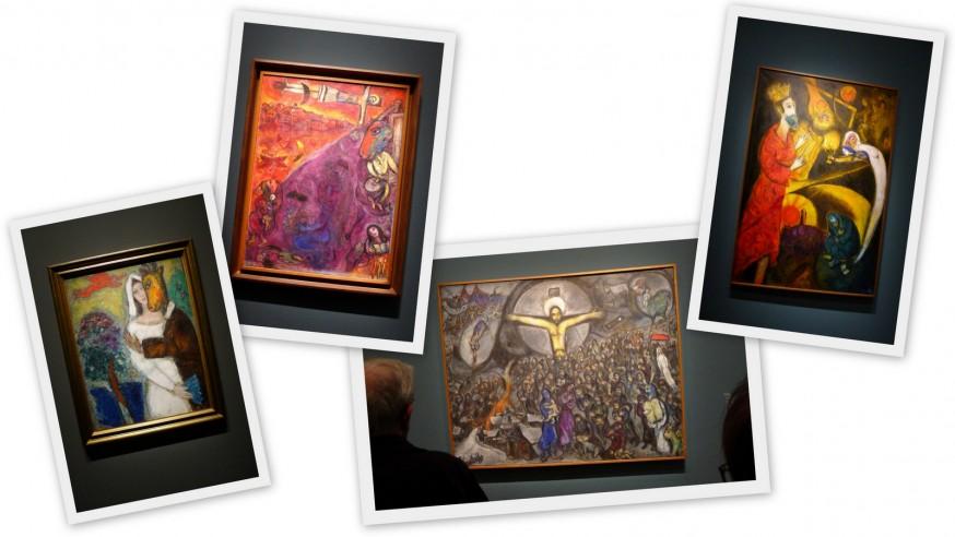 Peintures chagall musée du luxembourg
