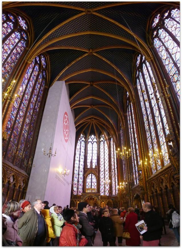 Chapelle haute  - Sainte chapelle