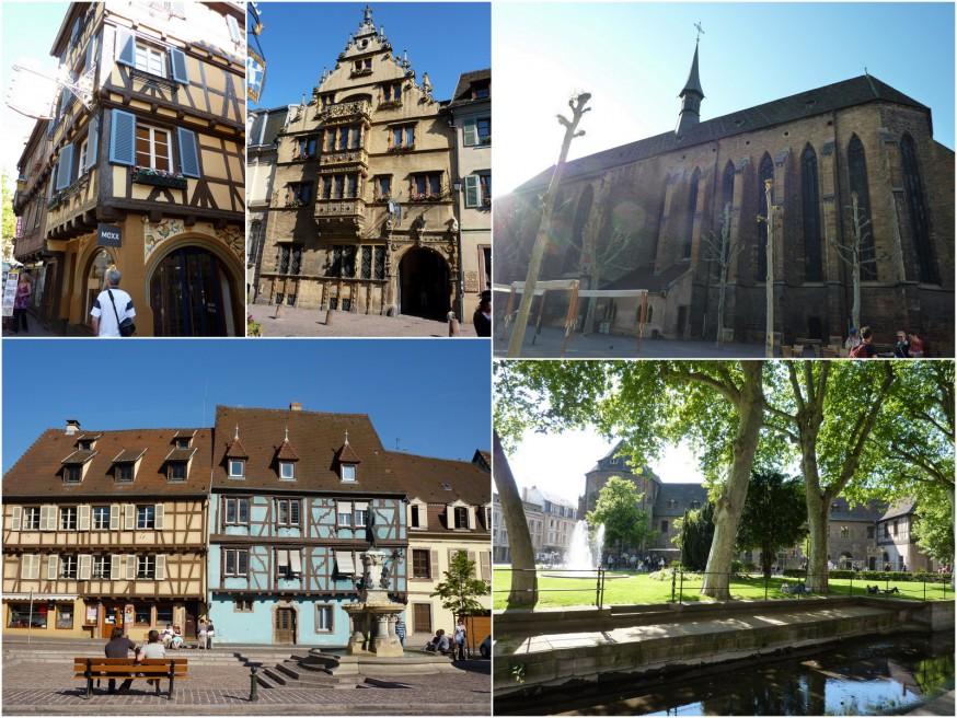 Colmar centre historique