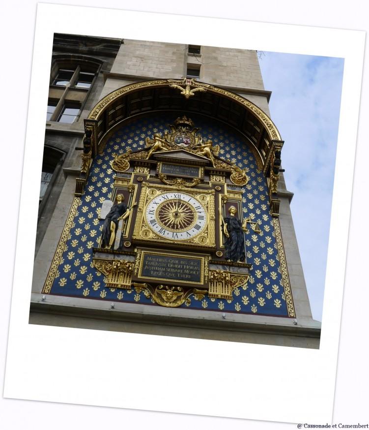 Conciergerie - Tour de l'horloge