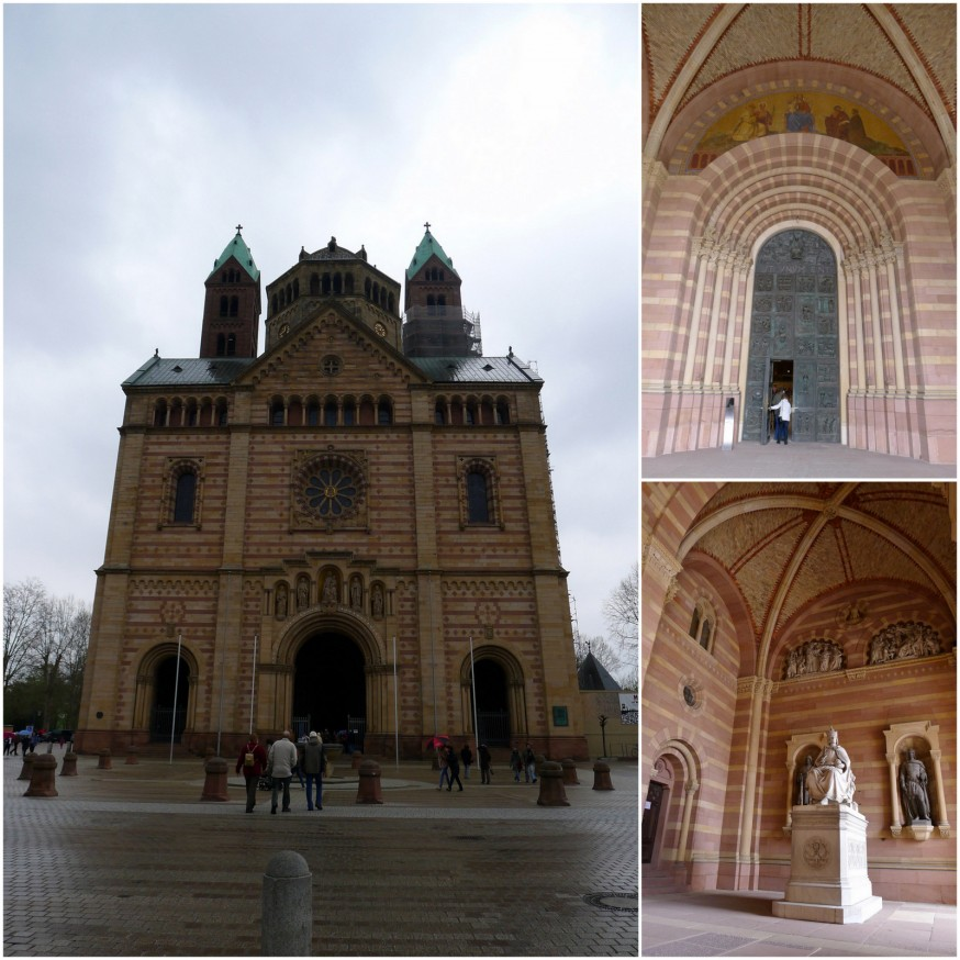 Cathedrale Speyer