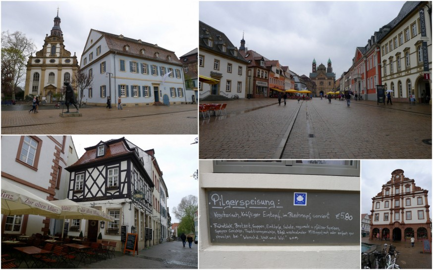 Speyer centre-ville
