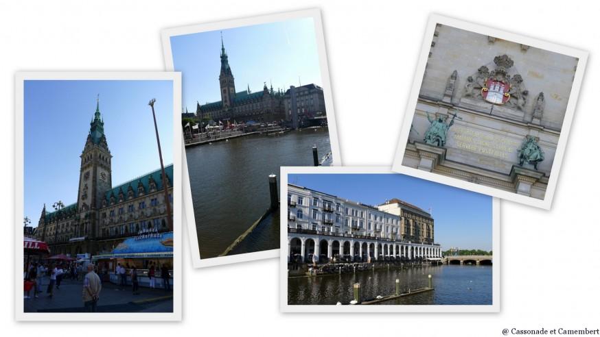 Mairie de Hambourg