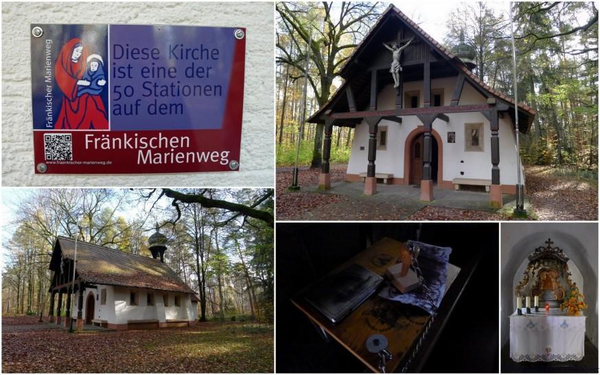 Chapelle Maria Frieden Obernau