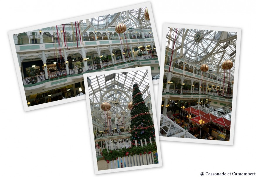 St Stephen's Green Shopping Centre - noel a dublin