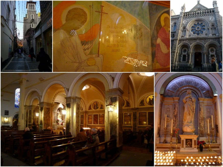 St Teresa Church - noel a dublin
