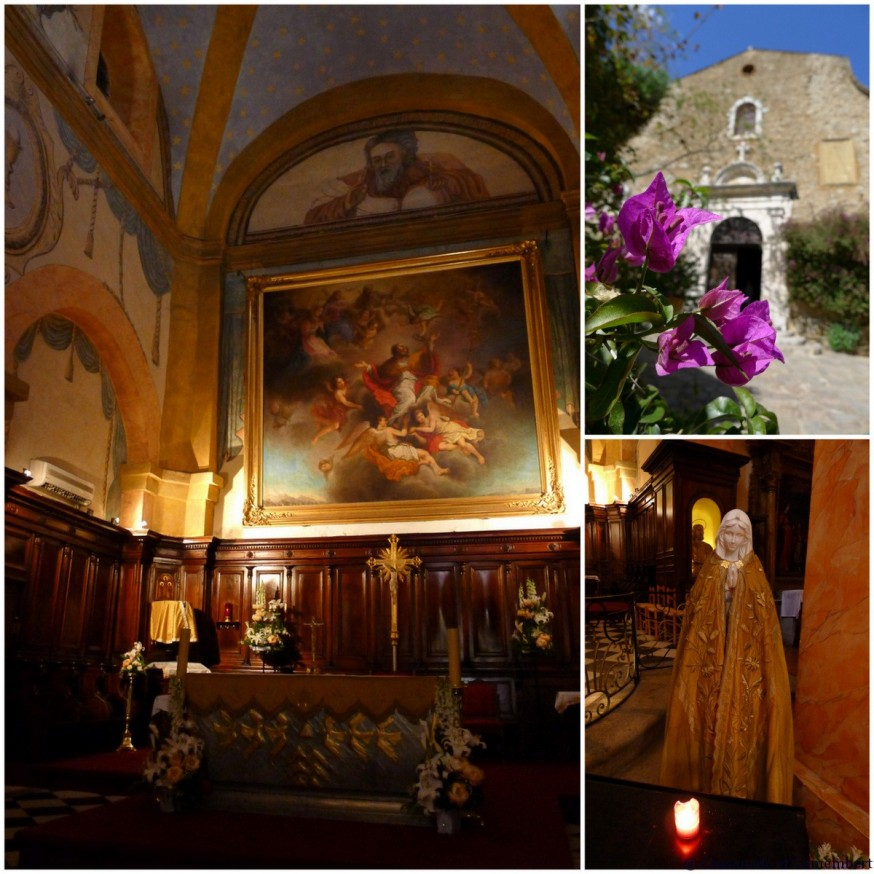Eglise  Bormes les Mimosas