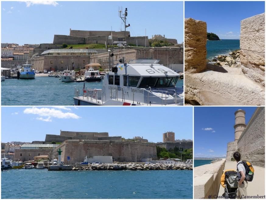 Forts Saint-Nicolas et Saint-Jean