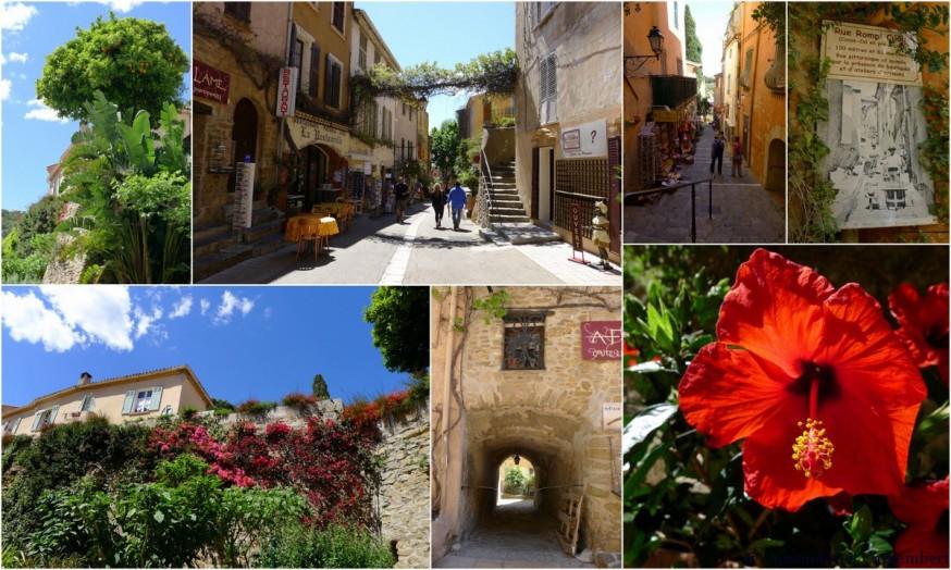 Vieux village  Bormes les Mimosas