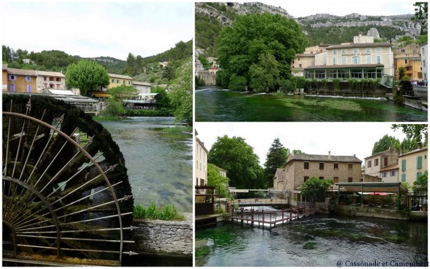 Village Fontaine de Vaucluse