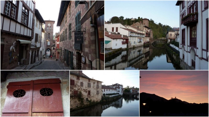soiree saint jean pied de port - compostelle pays basque