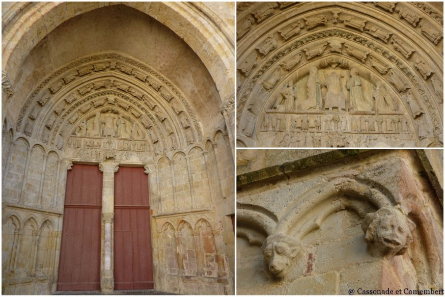 Eglise Sainte Quitterie Aire sur l Adour - compostelle landes