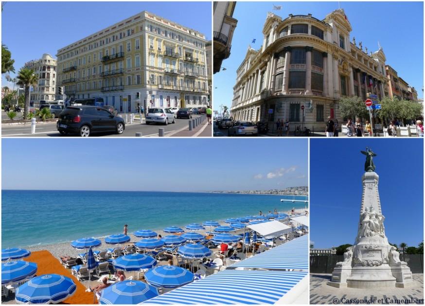 La promenade des Anglais à Nice