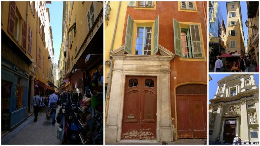 Les ruelles du Vieux-Nice