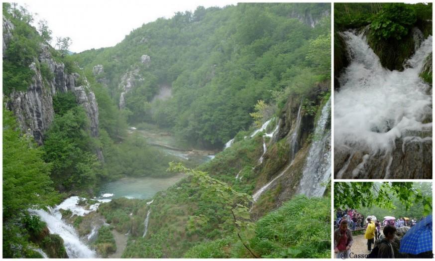 Brouillard Parc Plitvice