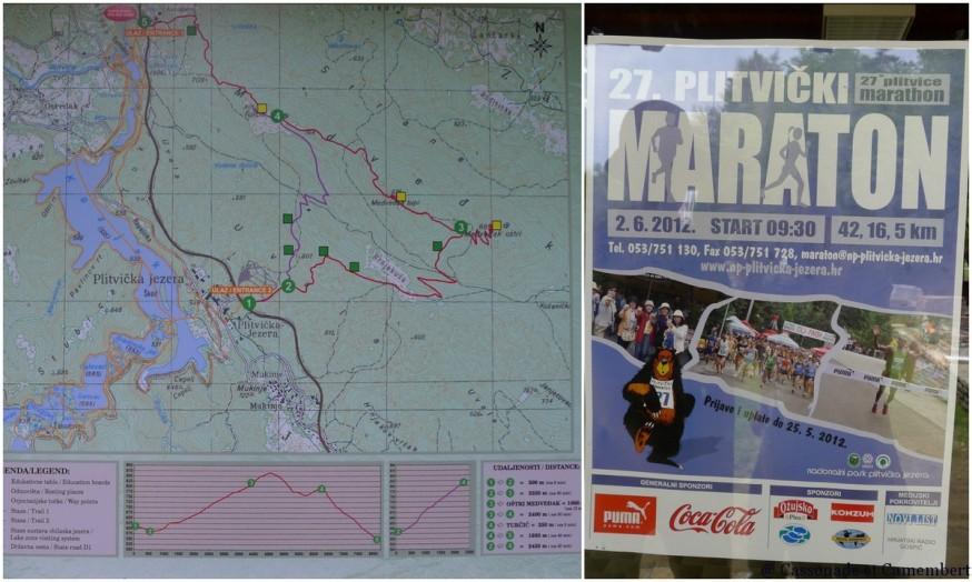 Rando marathon Parc Plitvice