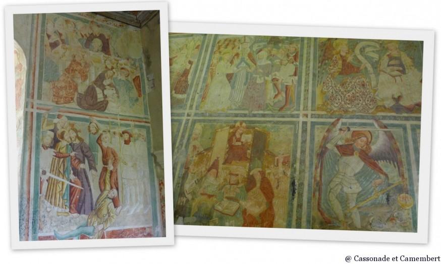 Cene église de Beram Istrie