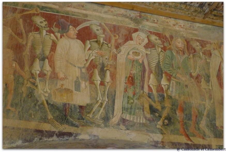 Danse macabre de Beram Istrie
