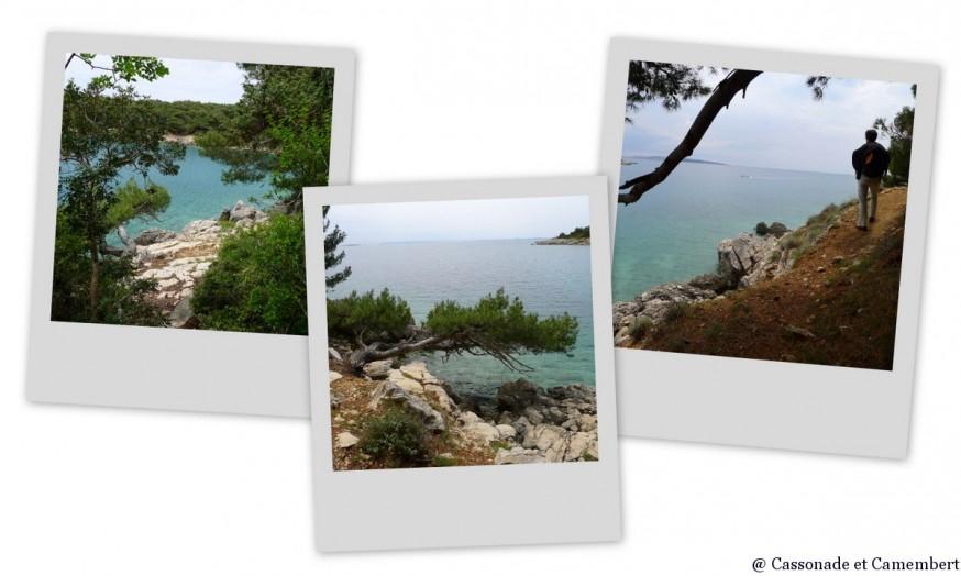 Ile de Rab - Criques de Suha Punta