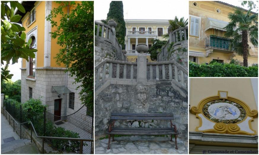 Villas Lovran