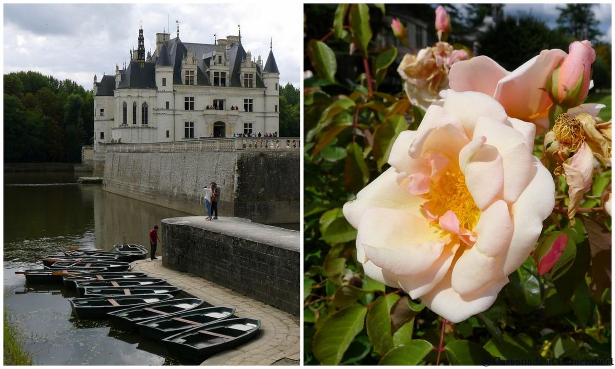barques sur le cher chateau de chenonceau - Chateau De Chenonceau Mariage