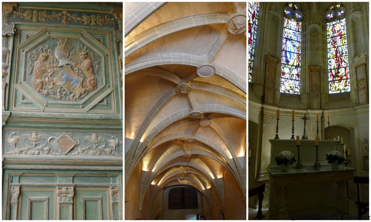 Chenonceau le ch teau des dames cassonade et camembert for Chateau chenonceau interieur