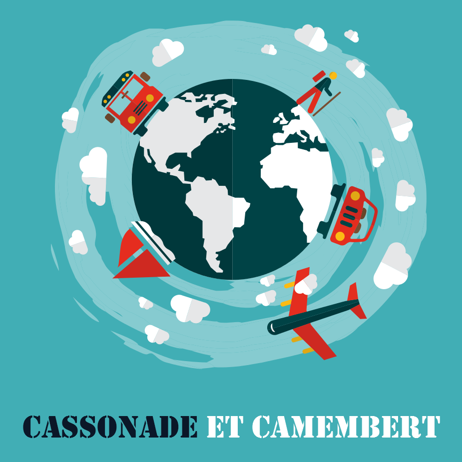 Cassonade et Camembert