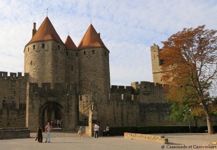 Entrée carcassonne