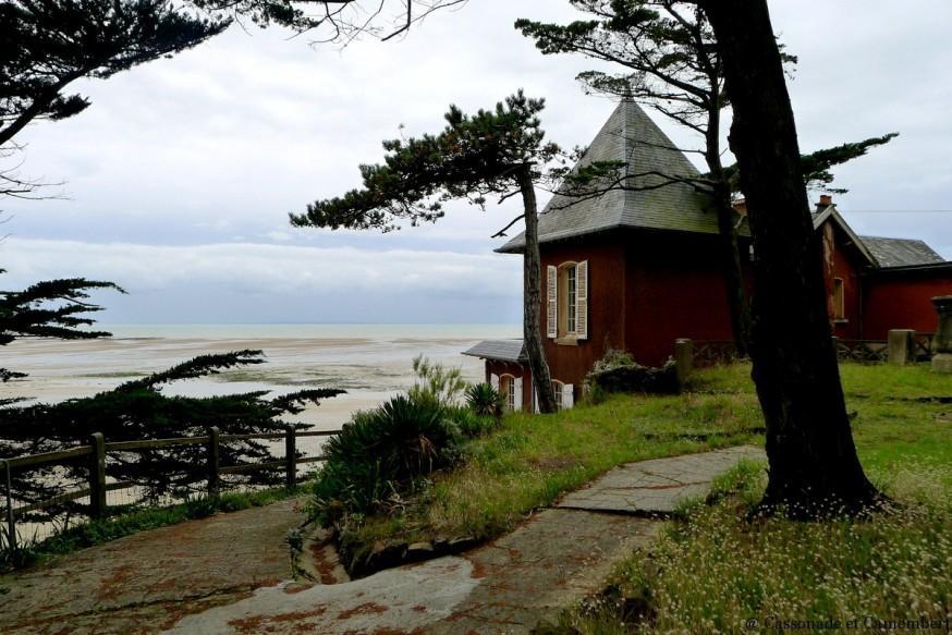 Maison St Pair sur Mer