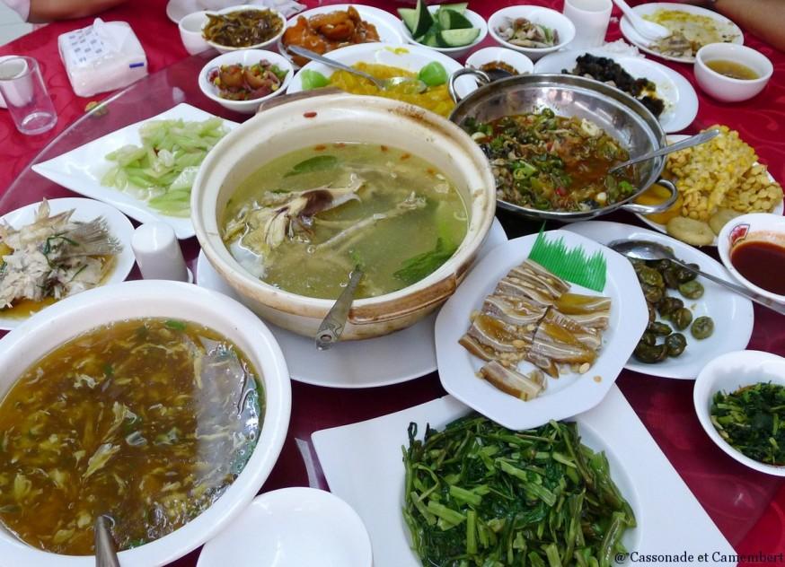 Ensemble-plats-restaurants-suzhou