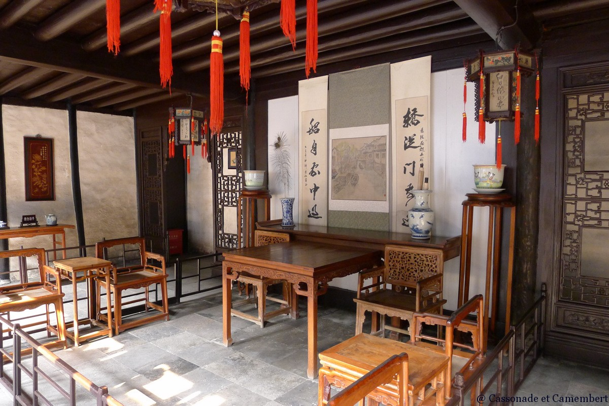 Interieur maison chinoise maison moderne for Interieur de maison