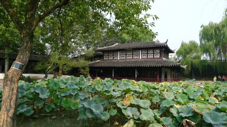 Lotus suzhou jardin humble administrateur