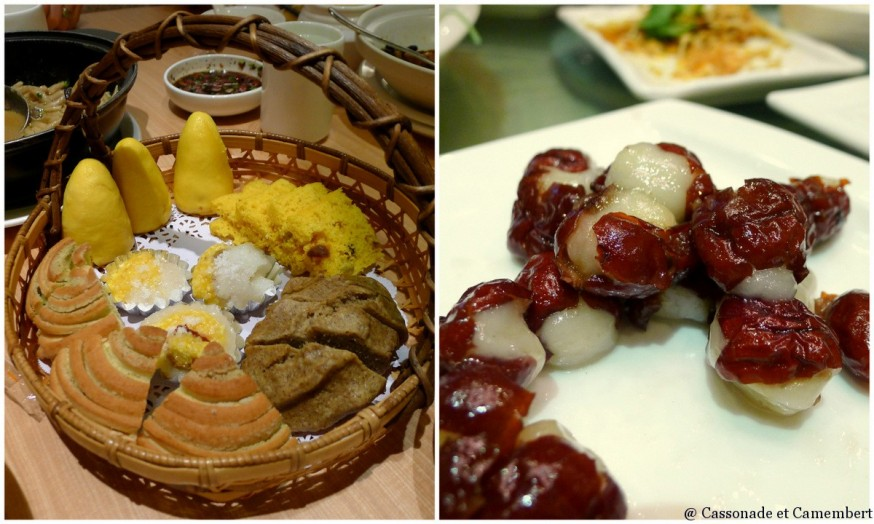 Plats sucrés restaurant shanghai