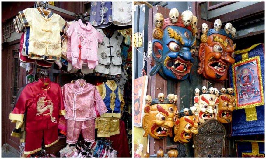 boutiques vieille rue shanghai
