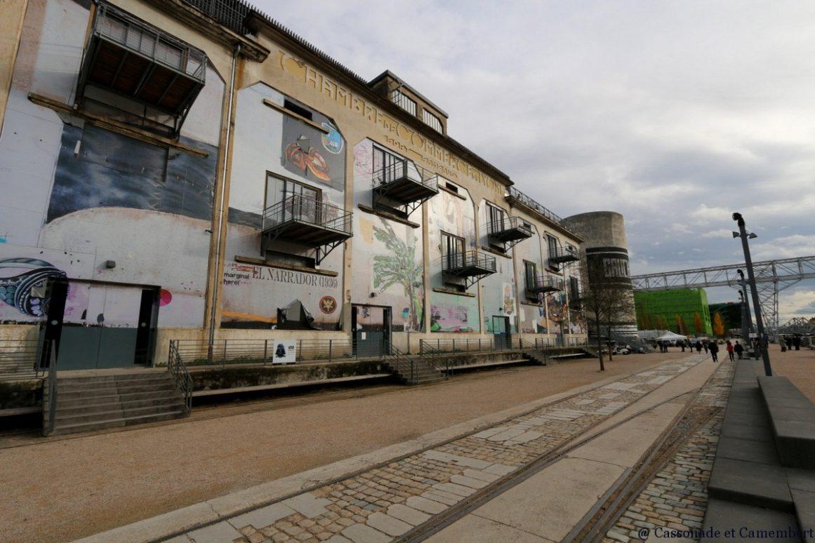 Lyon en automne confluence cassonade et camembert for Chambre de commerce lyon