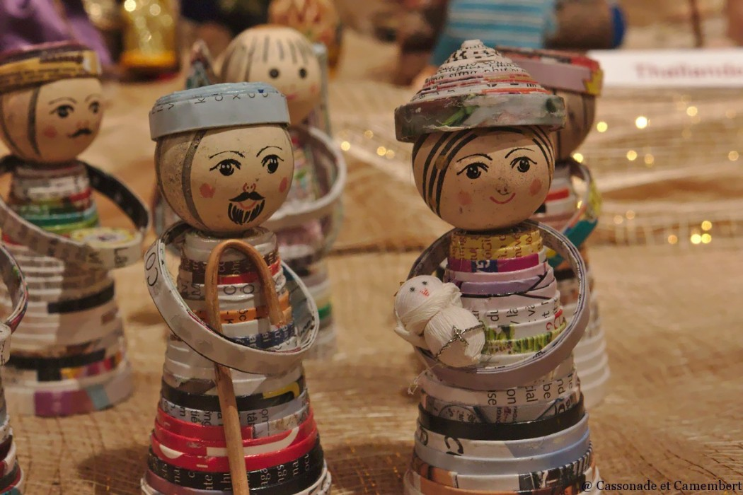 Creche du Vietnam - Creches du monde Basilique de Lisieux