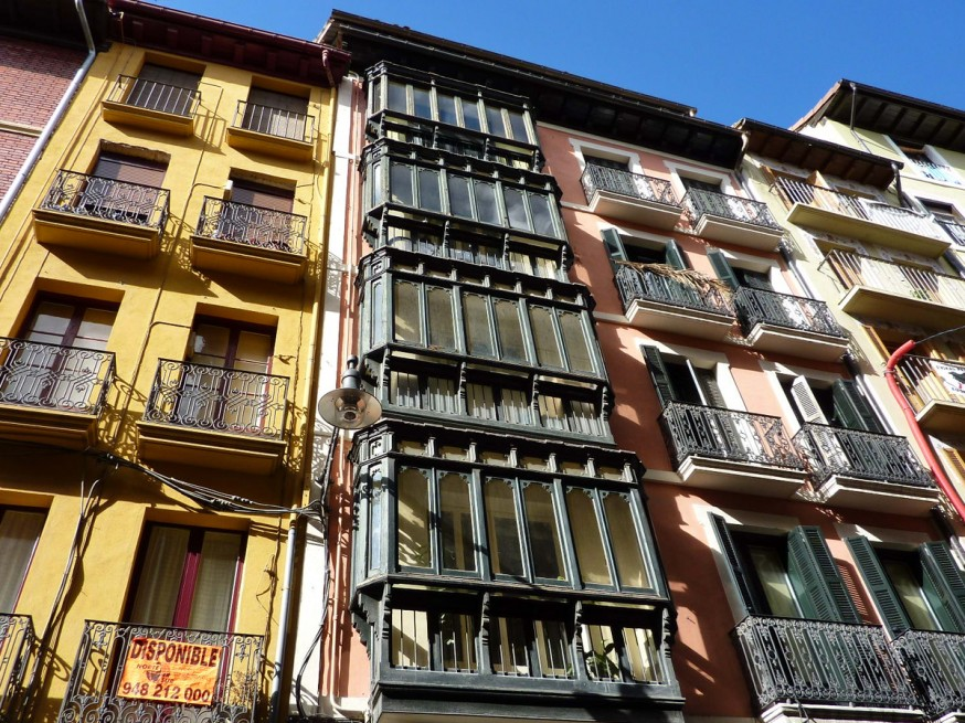 Balcons verriere pampelune