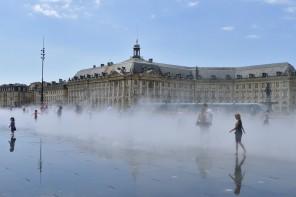 Miroir d eau Bordeaux