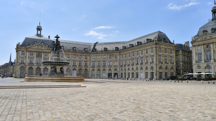 Place royale Bordeaux