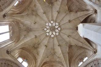 Plafond cathedrale de Burgos