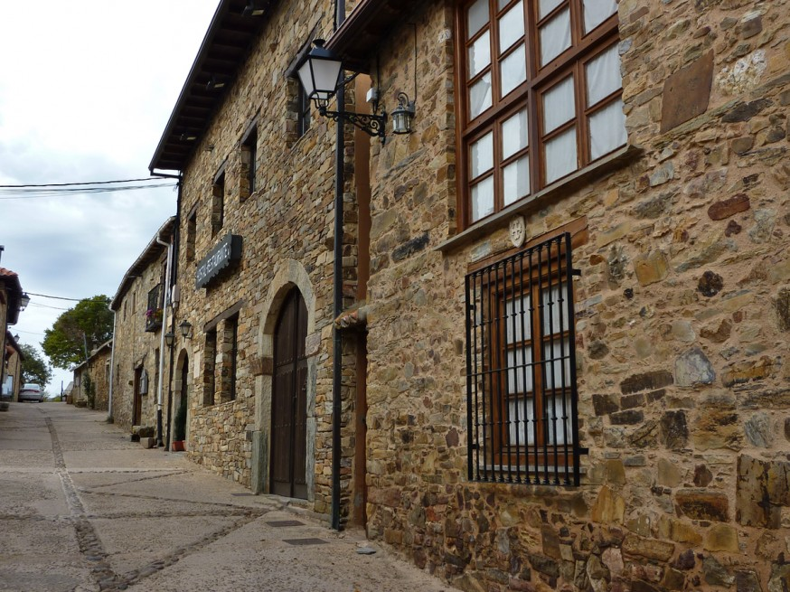 Compostelle - Bierzo - Rabanal